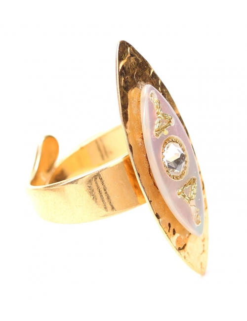 Anna gold ring - Franck Herval