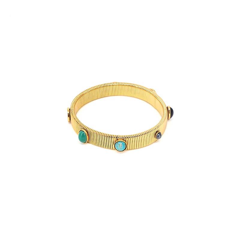 Bracelet Strada petit modèle or - Gas Bijoux