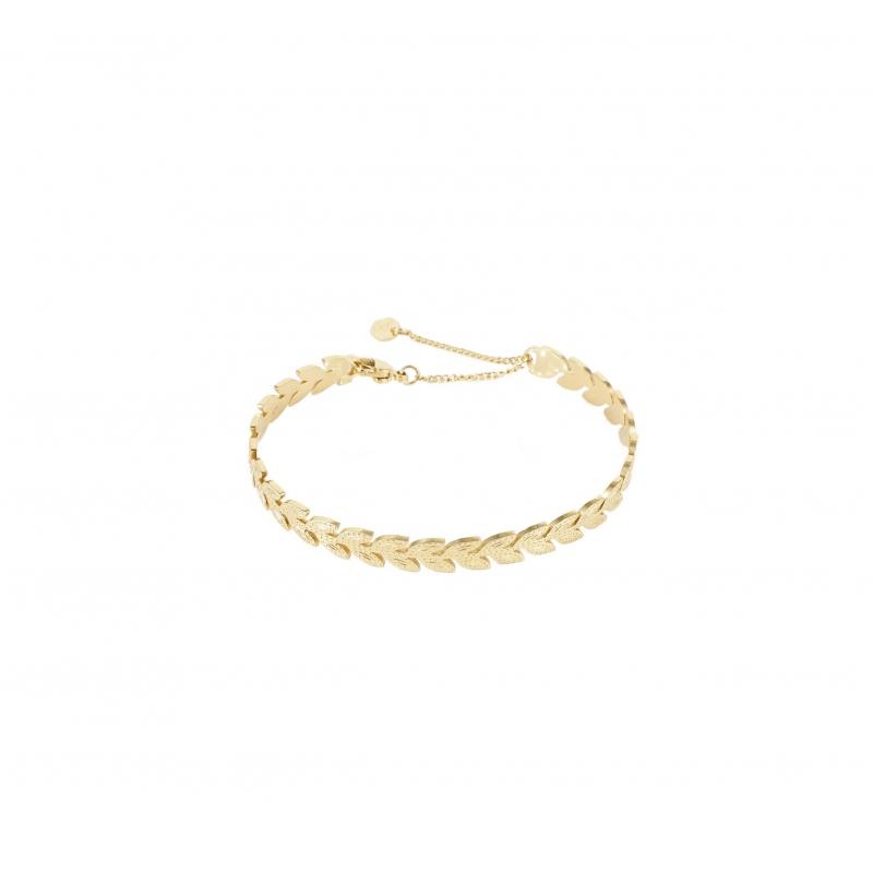 Alea ears gold bangle...
