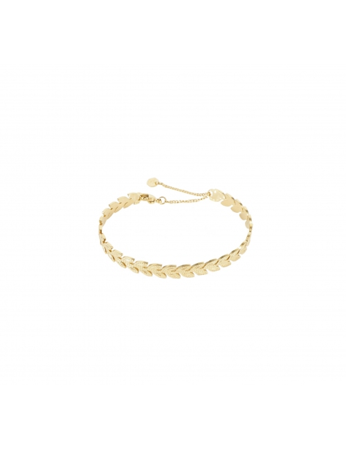 Alea ears gold bangle...