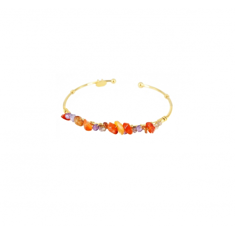Bracelet calliope citrine...