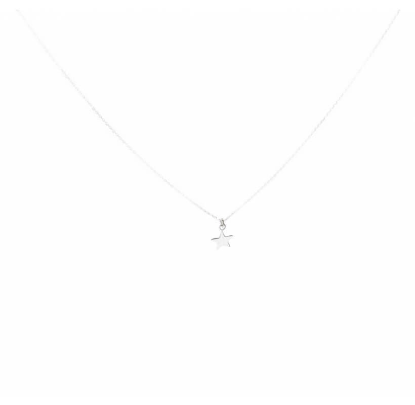 Collier chaîne étoile - Doriane bijoux