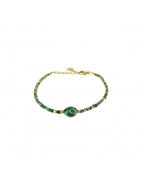 Bracelet stone ovale...