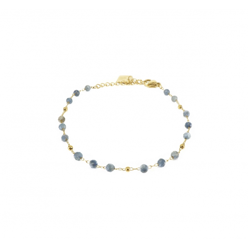 Sodalite stone bead...