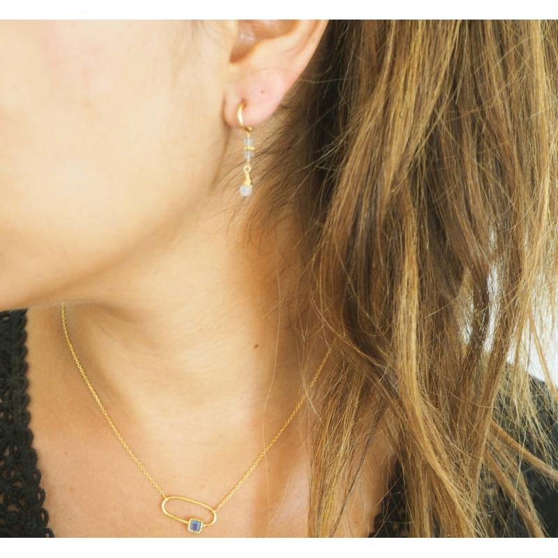Boucles d'oreilles goutte...
