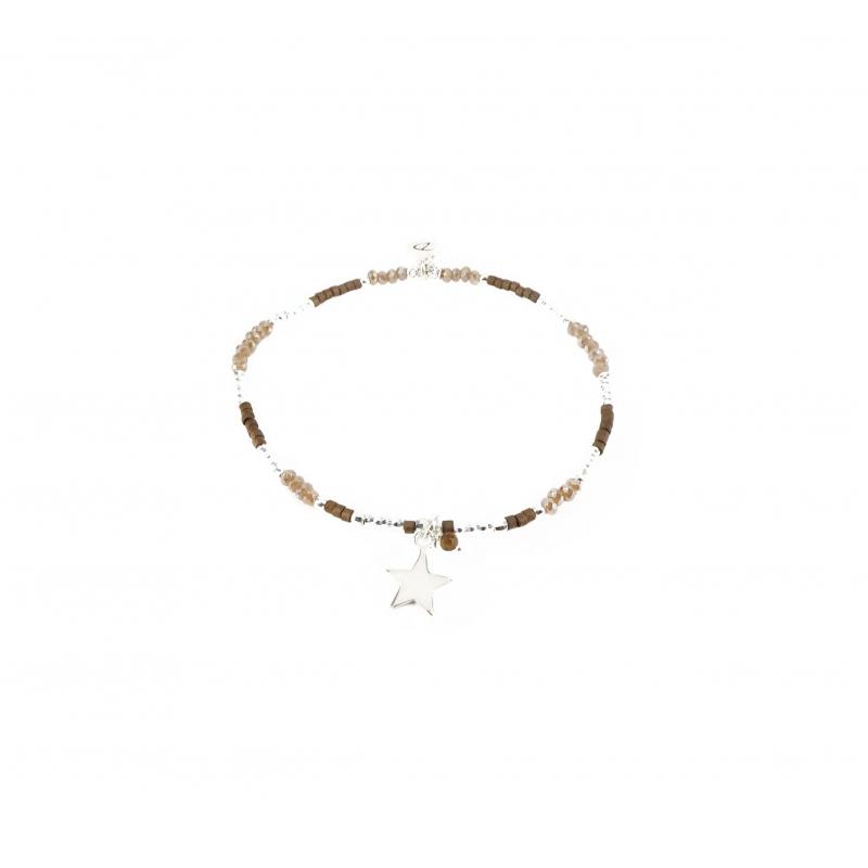 Bracelet élastique étoile...