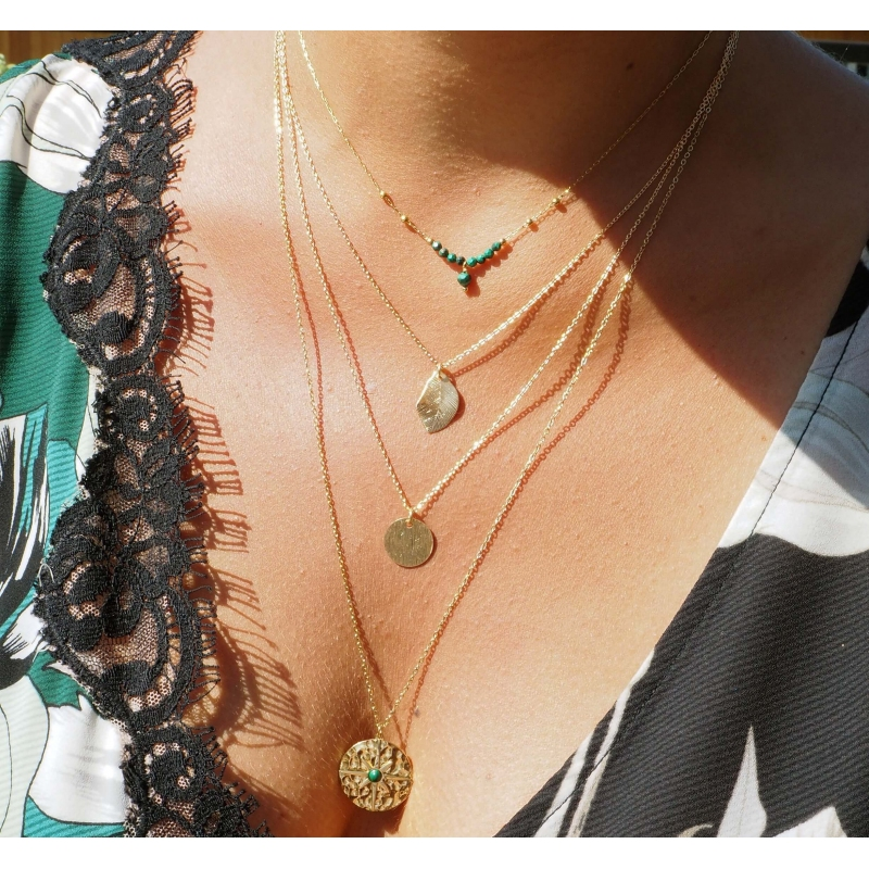 Collier pampille solo...