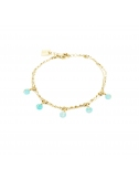 Bracelet perle amazonite en...