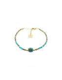 Bracelet stone carré...