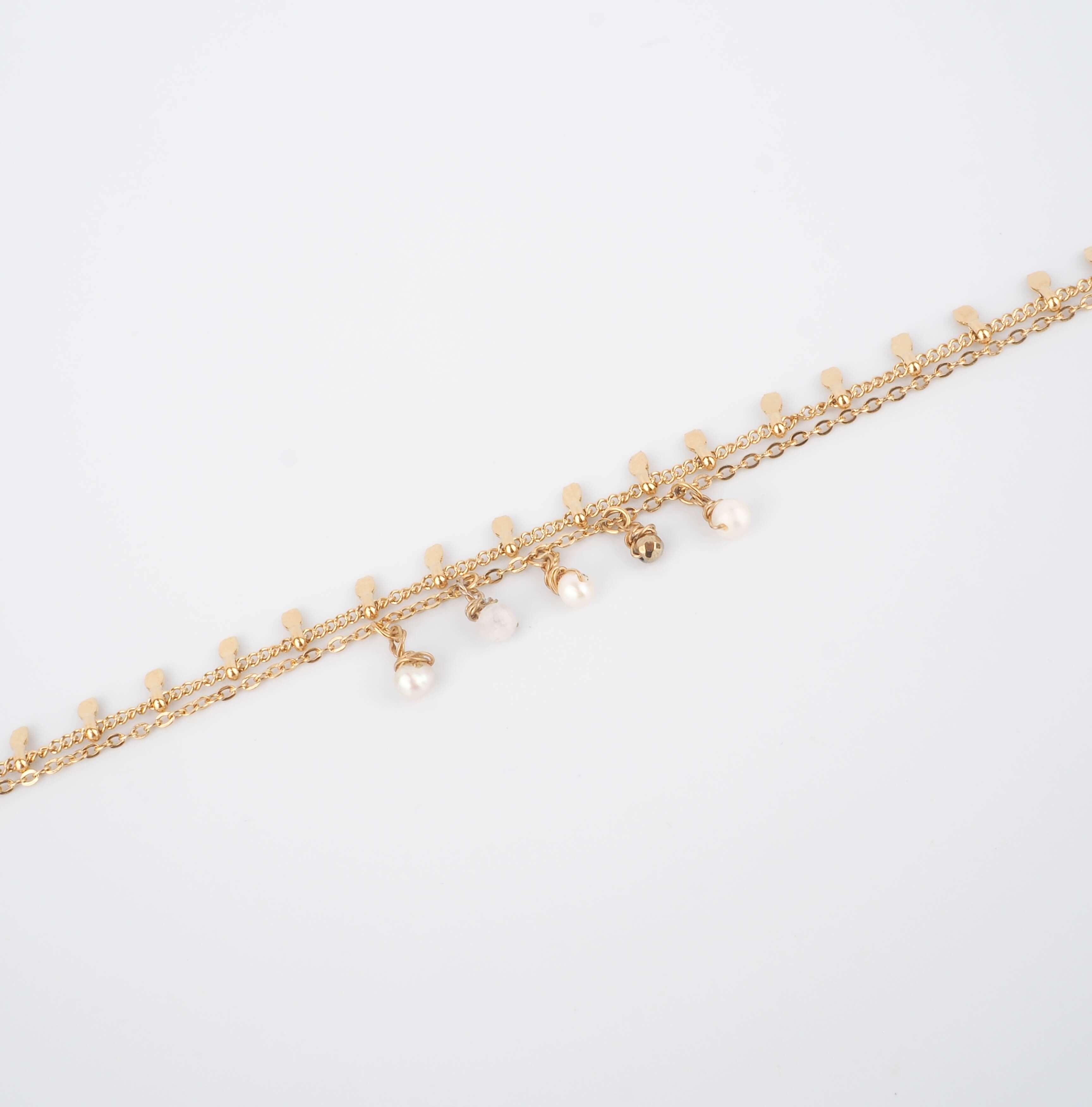 Bracelet Pearl en perle - ZAG Bijoux