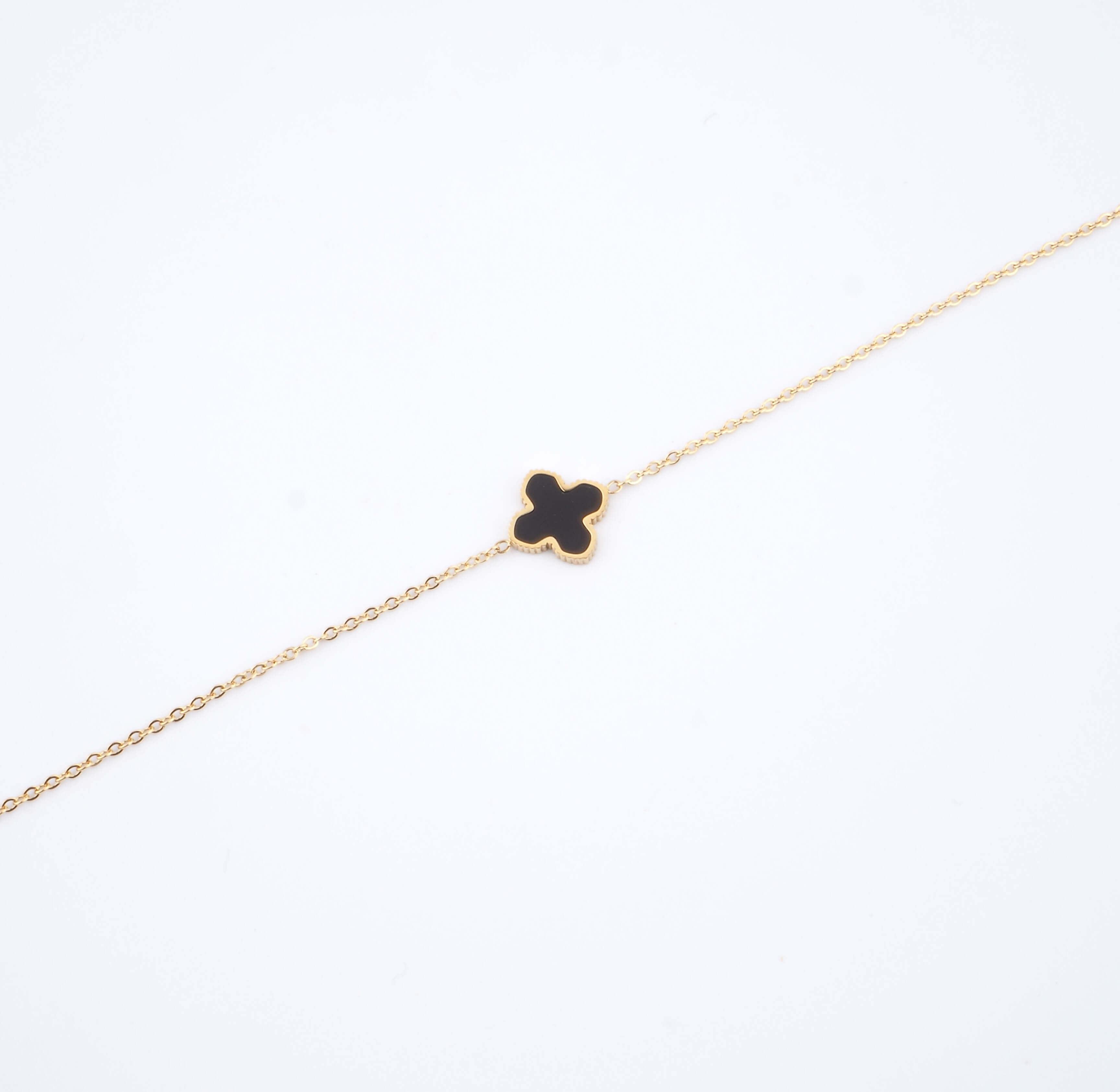 Bracelet Bonnie en onyx - Zag Bijoux