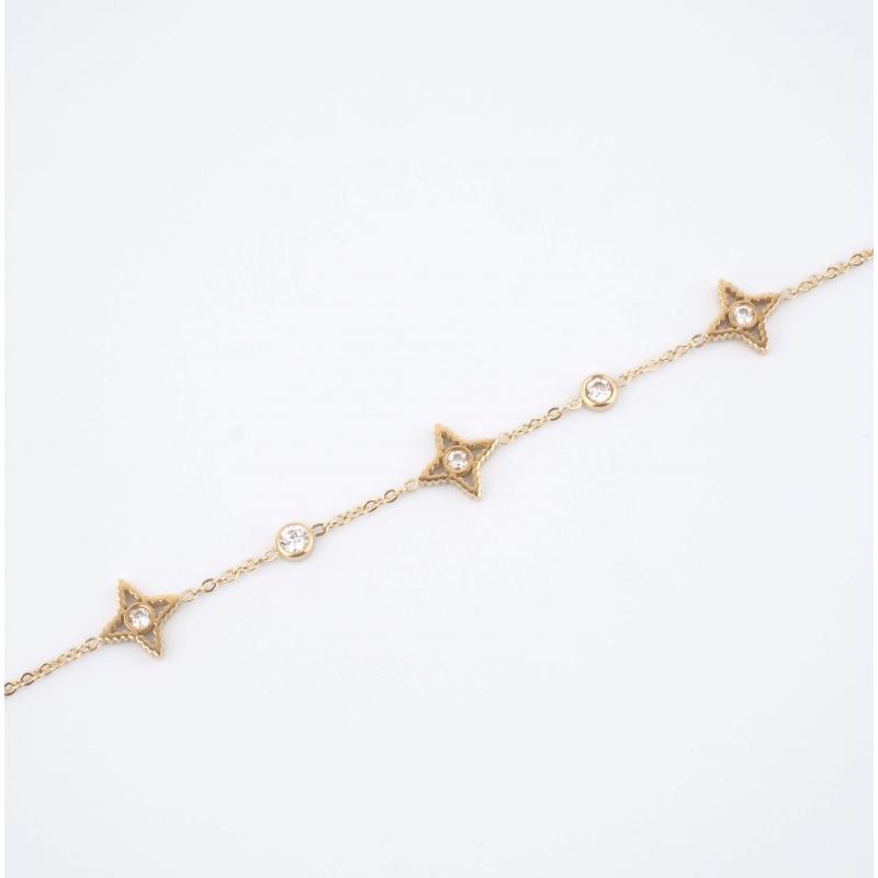 Bracelet Stella en acier...