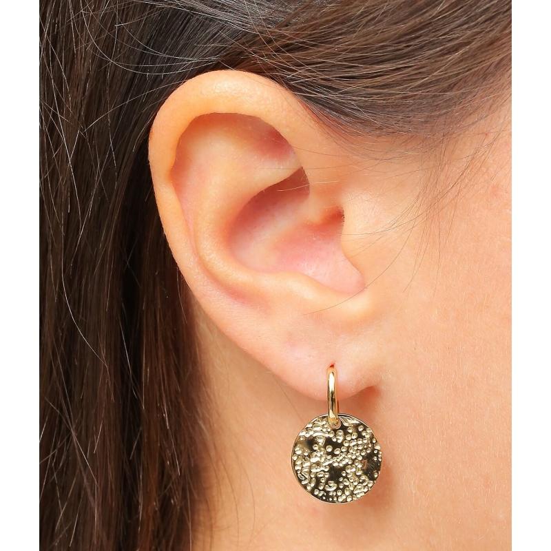 Boucles d'oreilles Iris -...