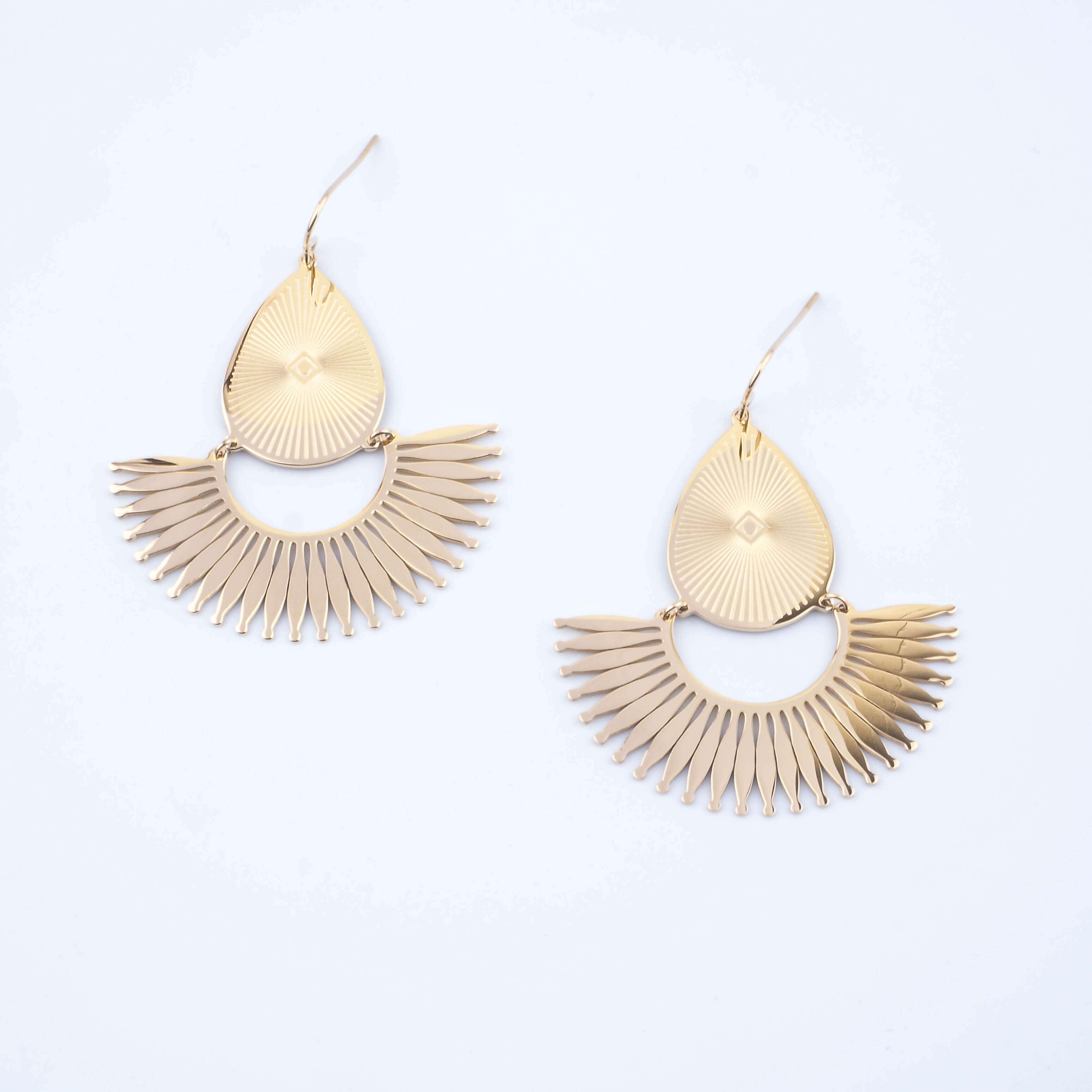 Boucles d'oreilles Sofia - Zag Bijoux