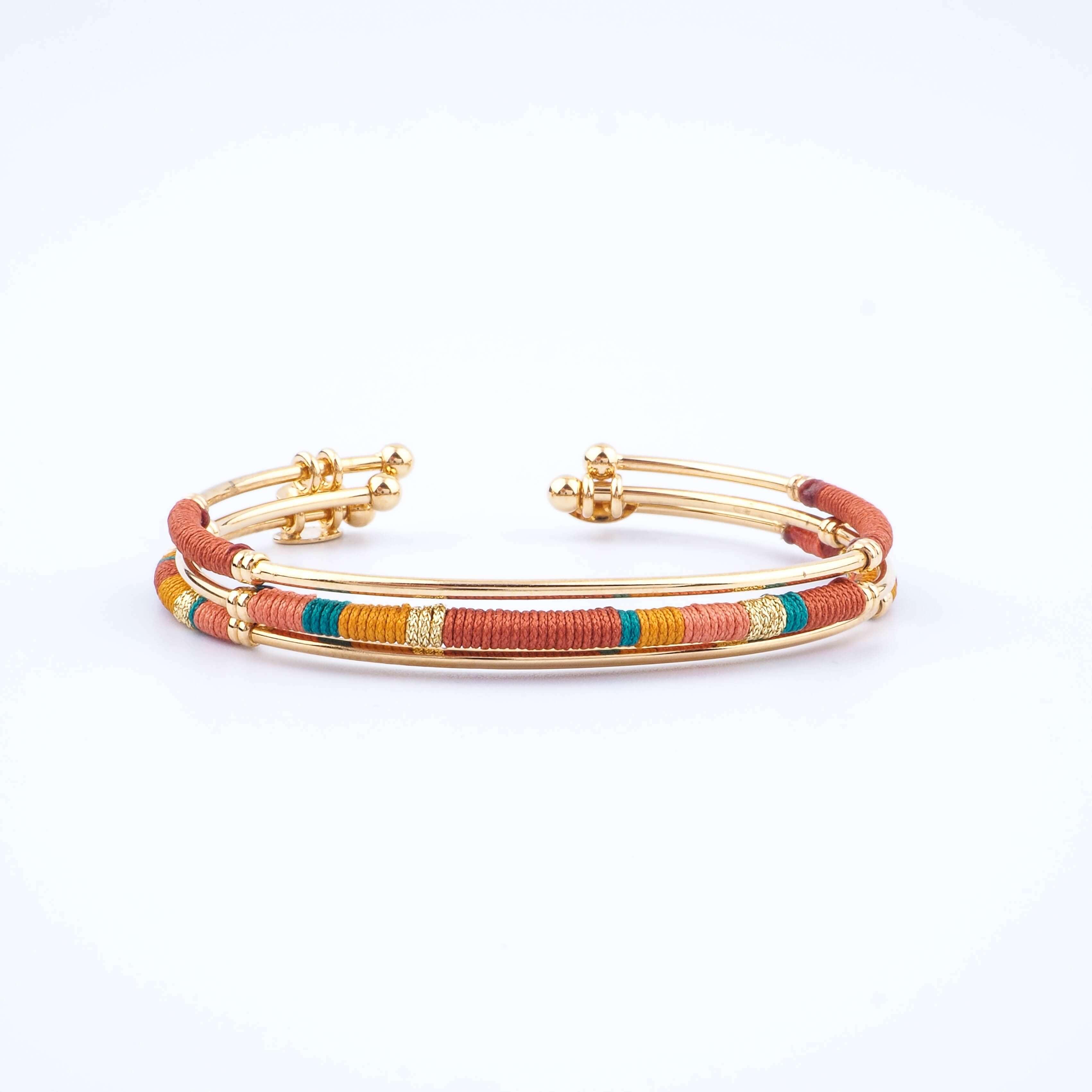 Bracelet joncs Zanzibar - GAS Bijoux