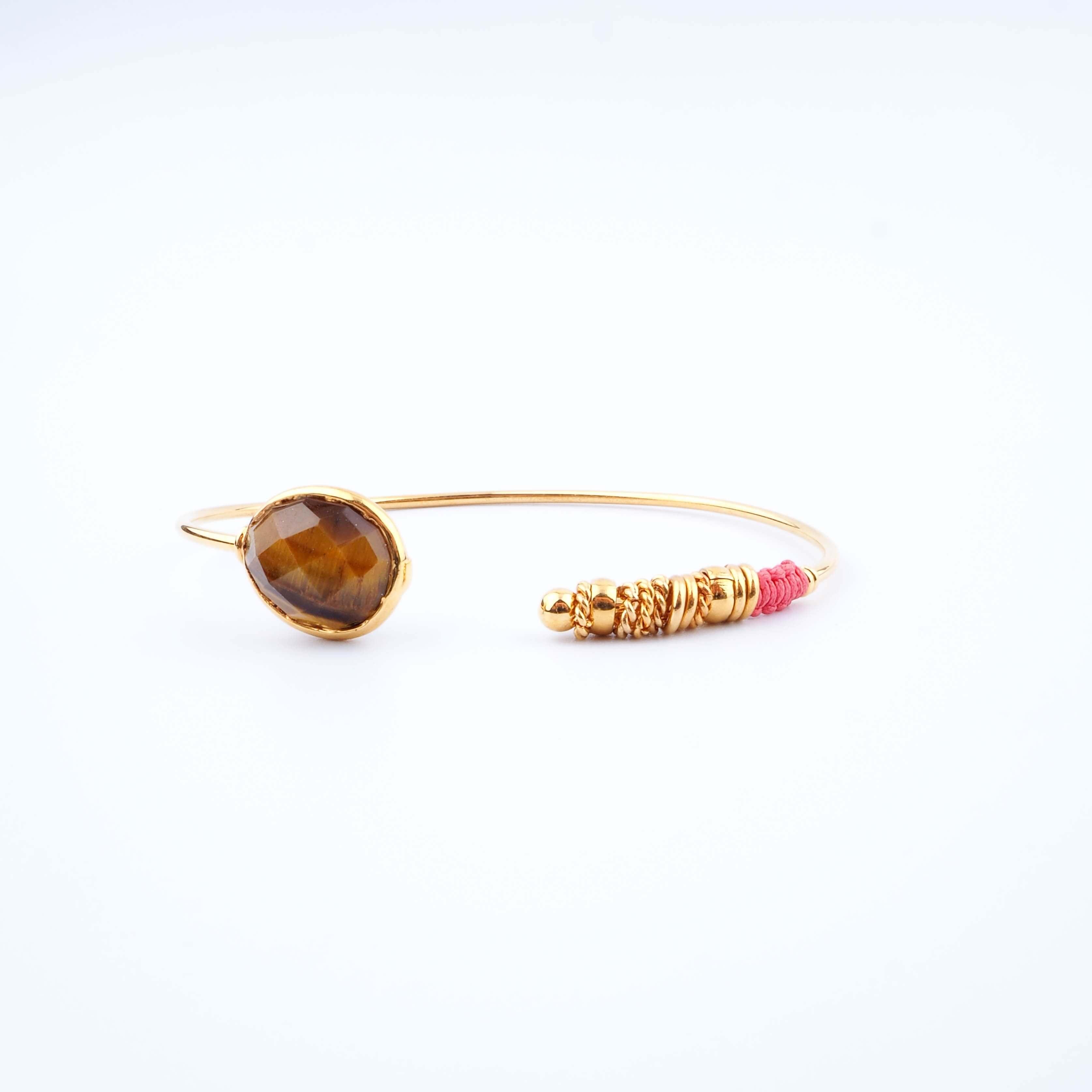 Bracelet jonc Unity - GAS Bijoux