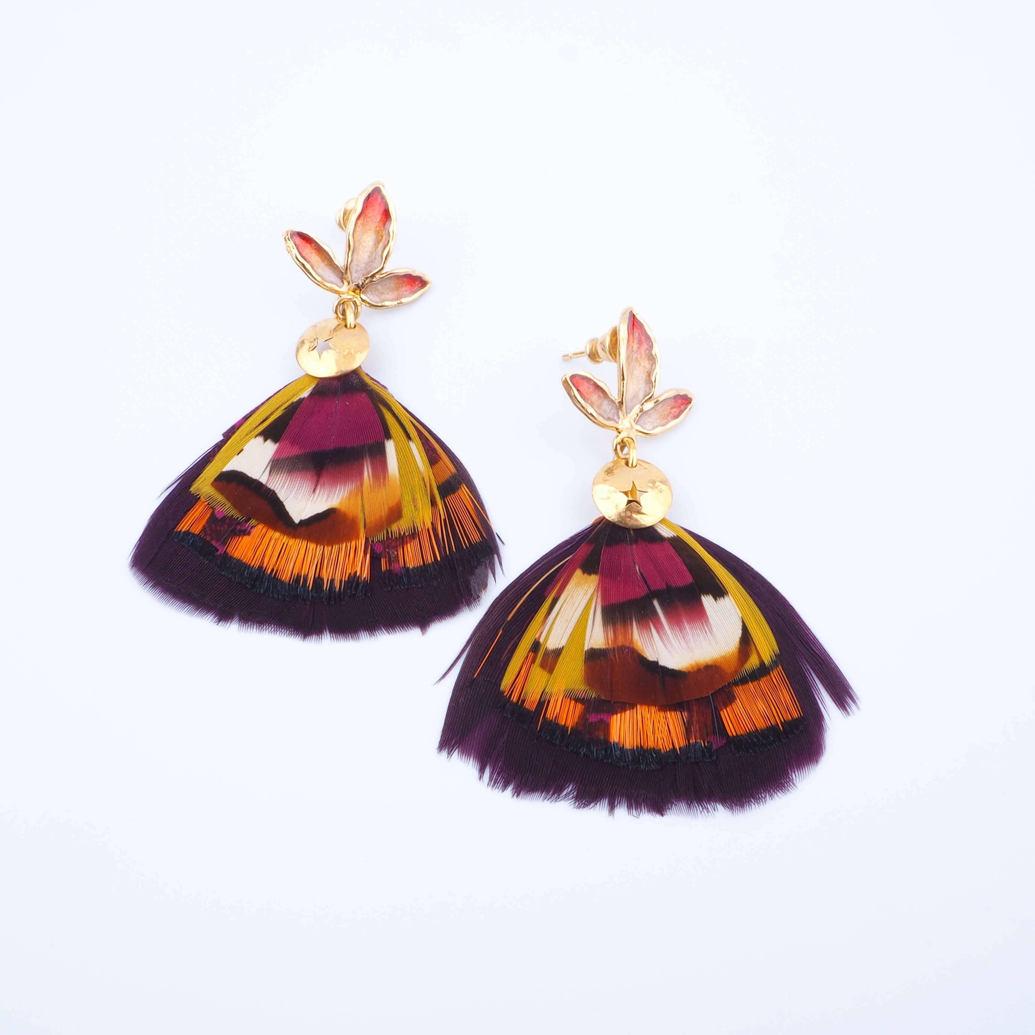 Boucles d'oreilles Bermudes - GAS Bijoux