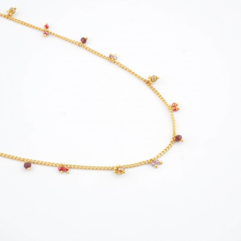 Collier Tangerine - Gas Bijoux