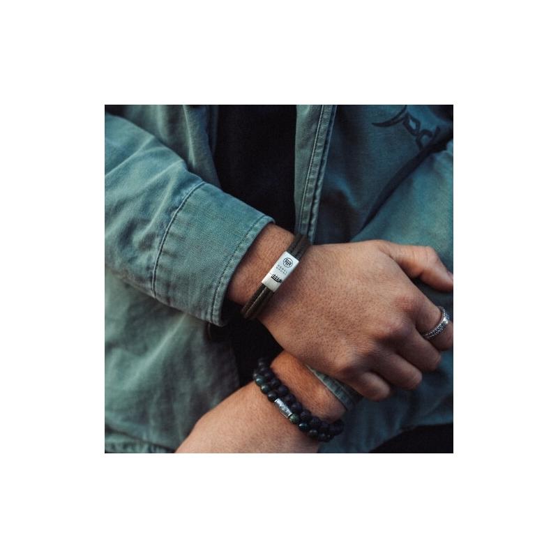 Bracelet Mad Blue Night 8mm...