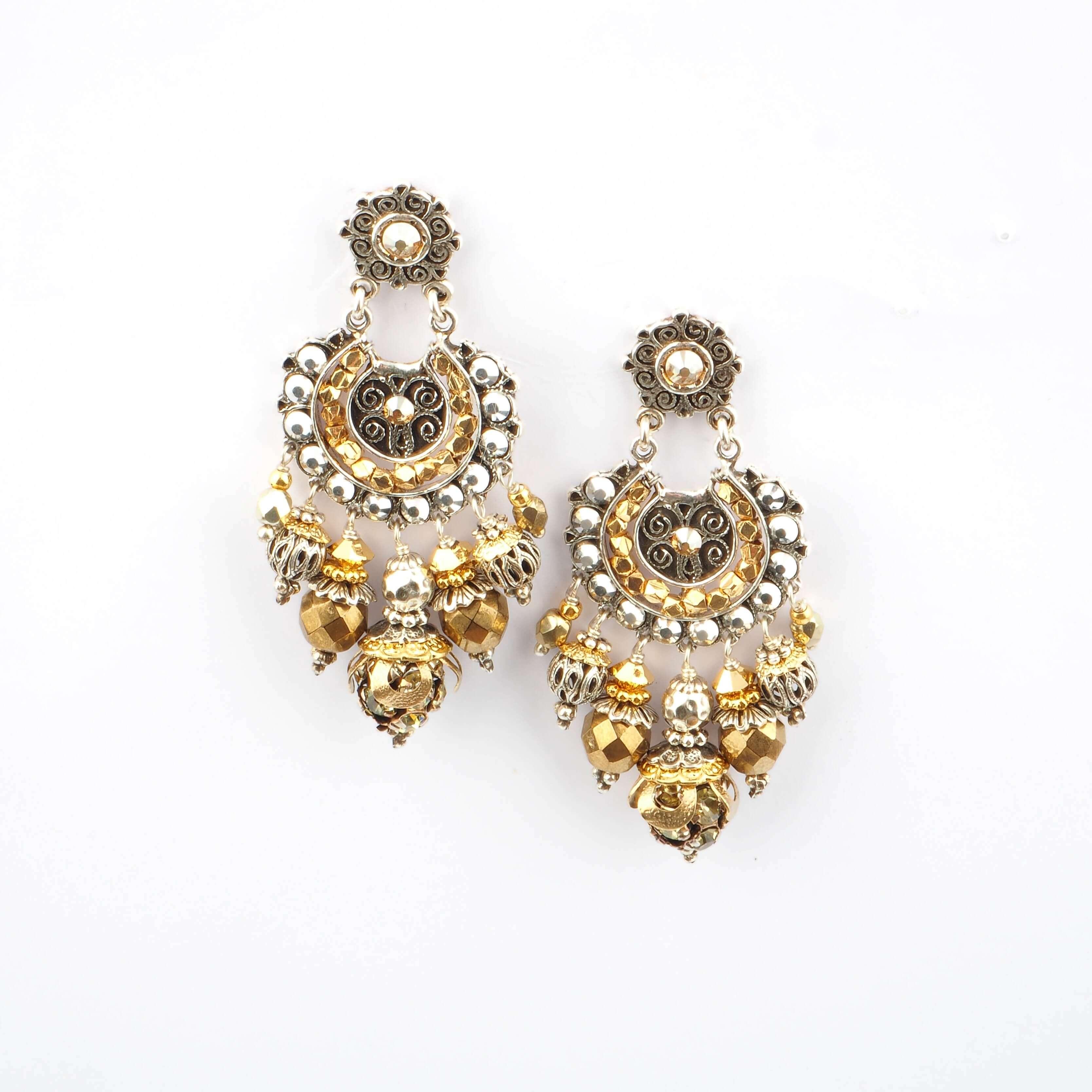 Boucles d'oreilles Aicha - Gas Bijoux