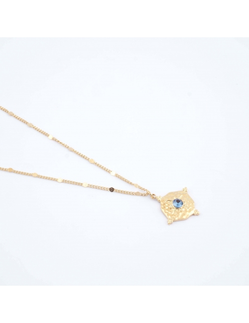Blue Loulita necklace -...
