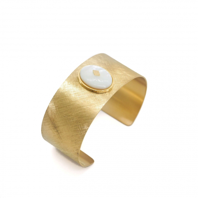 Gloria mother of pearl gold...