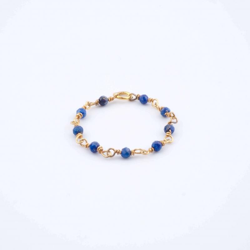 Blue Lya Ring - Ginandger...