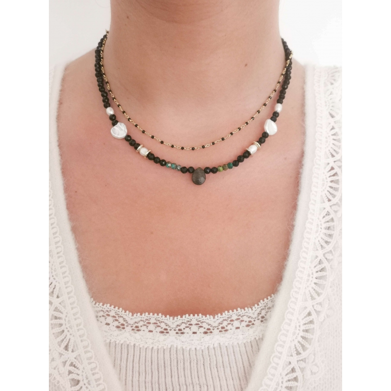 Collier Colombine -...