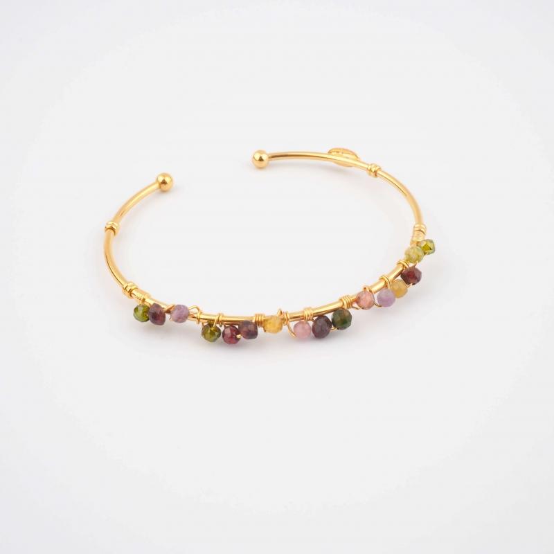 Bracelet jonc Calliope -...