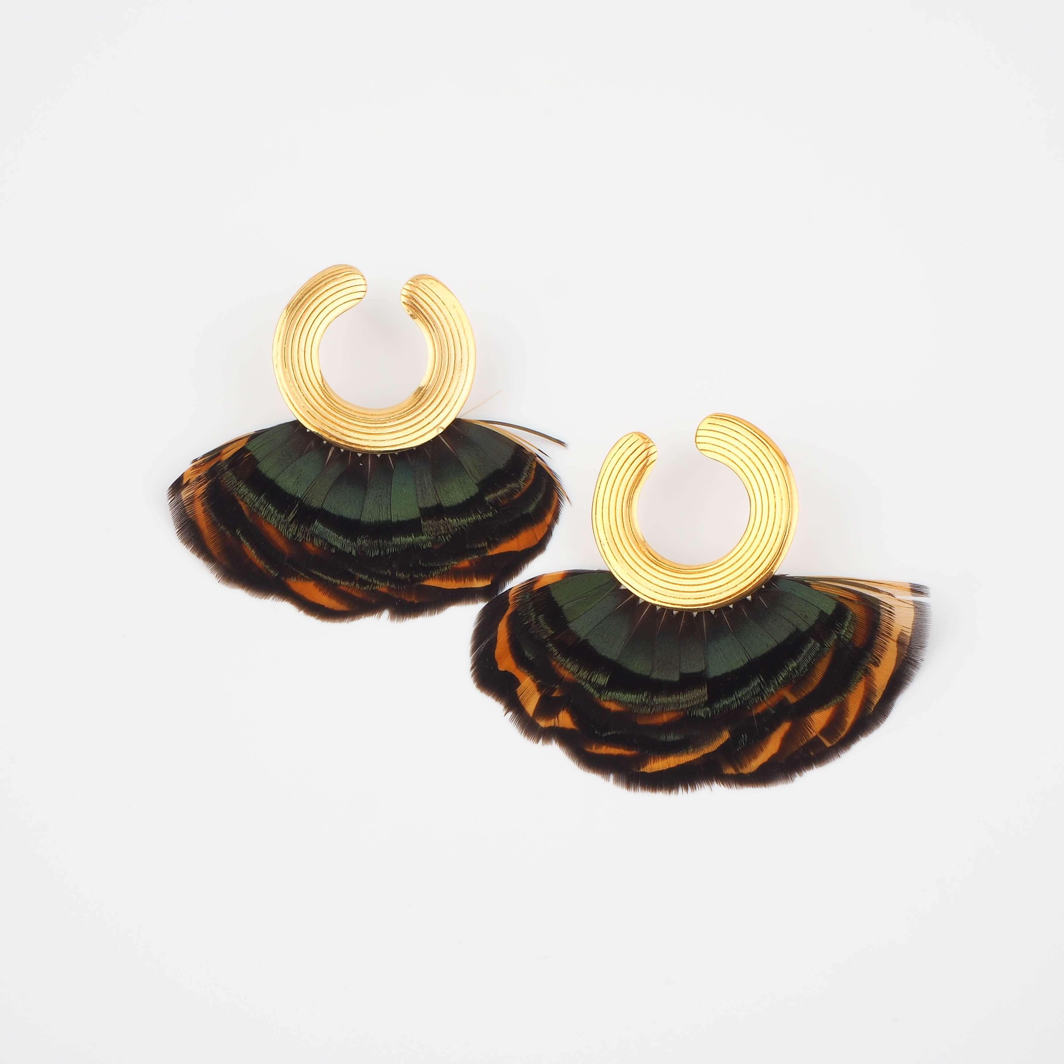 Boucles d'oreilles Positano - Gas bijoux