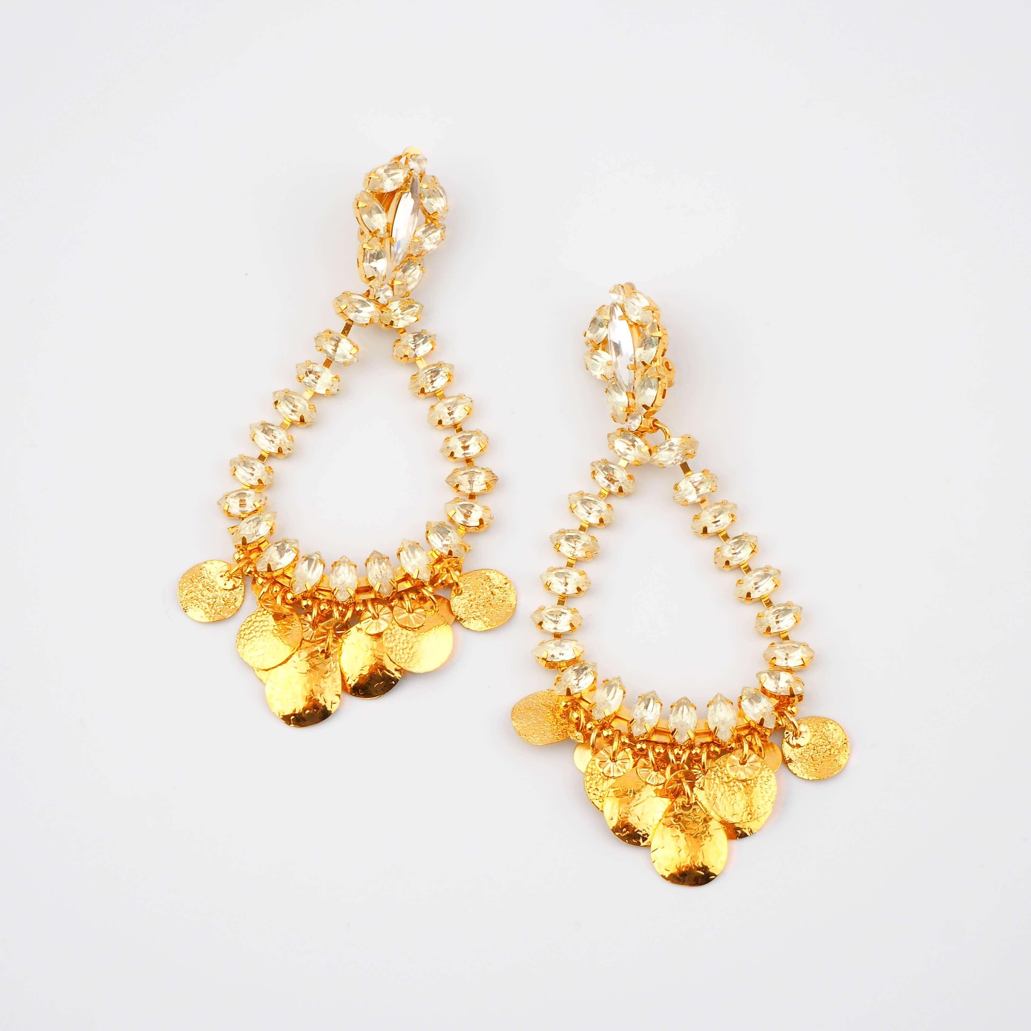 Boucles d'oreilles clips Riviera - Gas bijoux