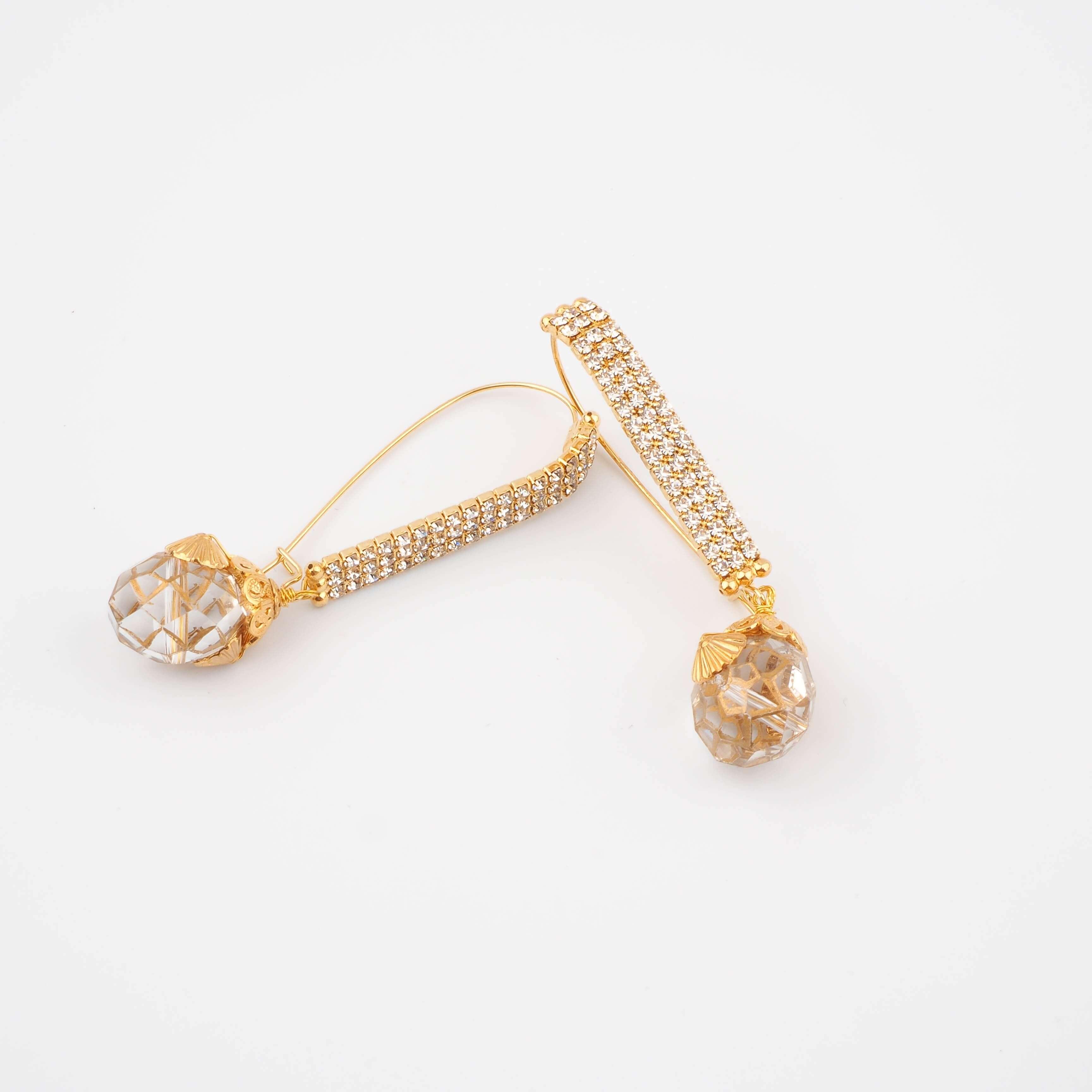 Boucles d'oreilles Margaret - Gas bijoux