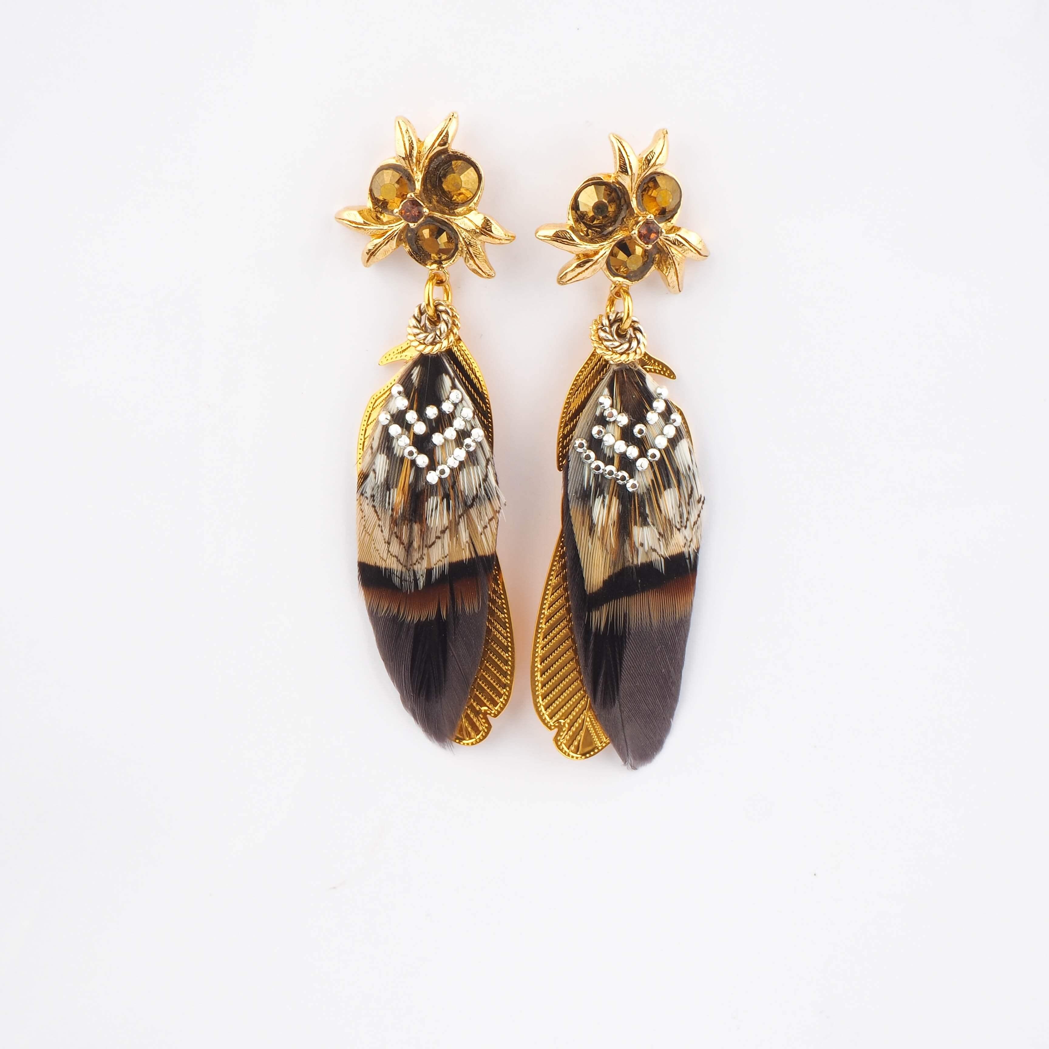 Boucles d'oreilles Sasha - Gas bijoux