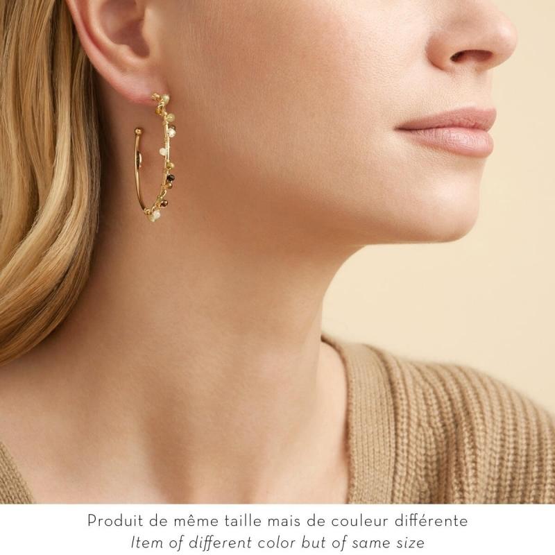 Boucles d'oreilles créole...