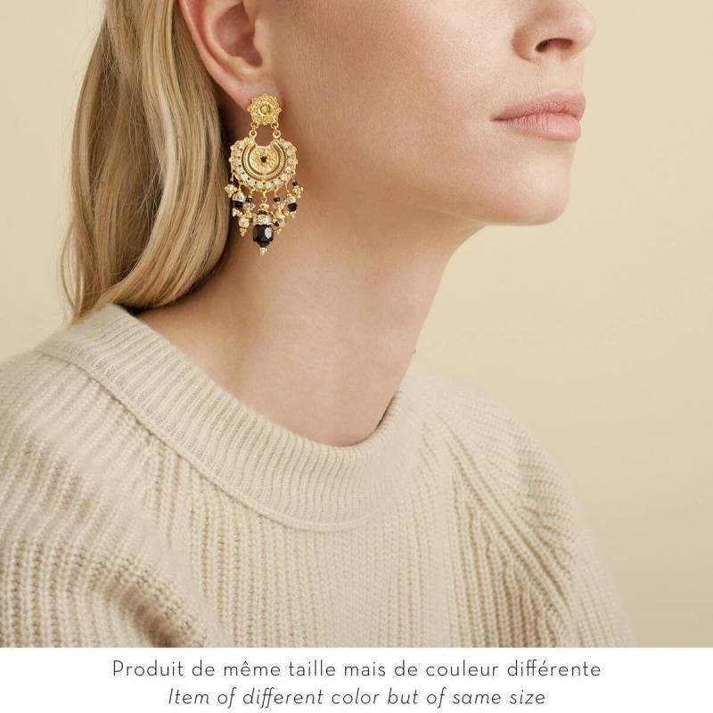 Boucles d'oreilles Aicha -...