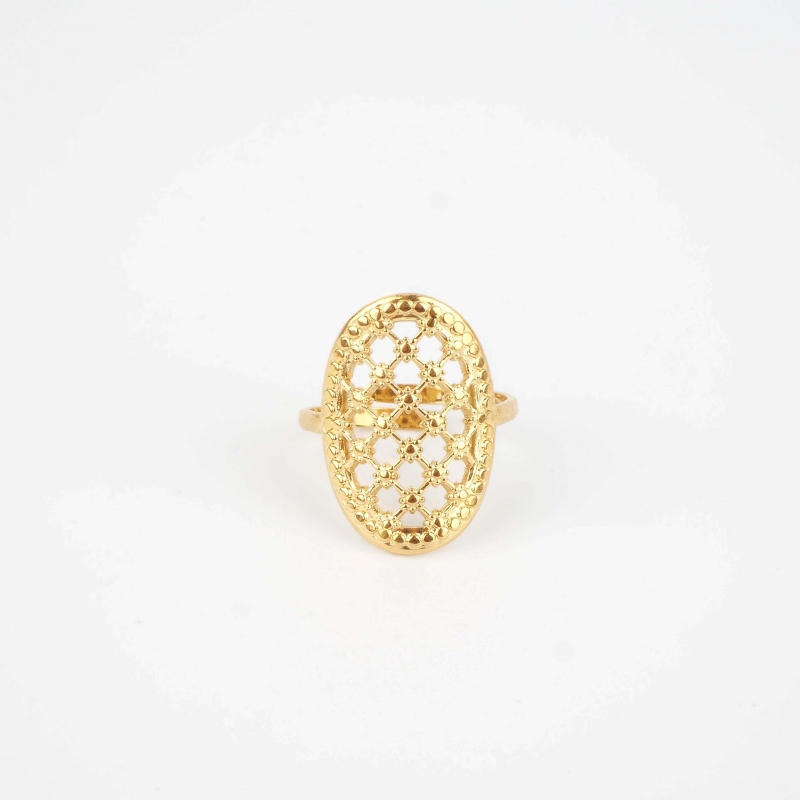 Heliade gold ring- Shyloh...