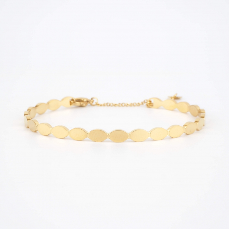 Basil gold bangle bracelet...