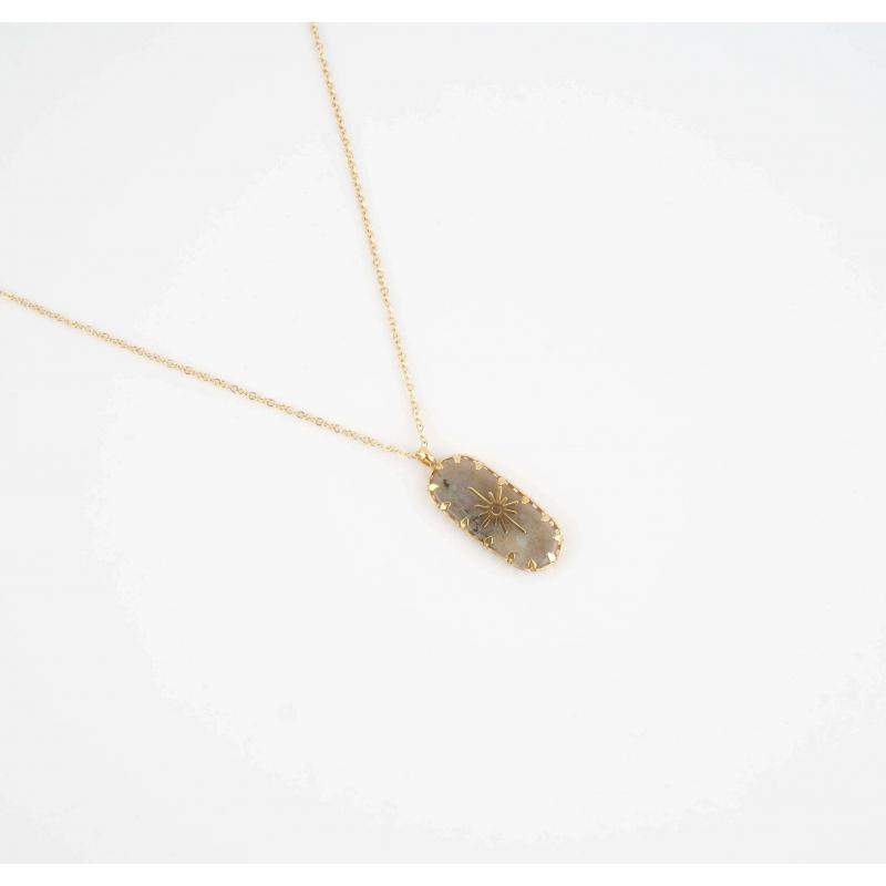 Kaïs gold necklace - Shyloh...