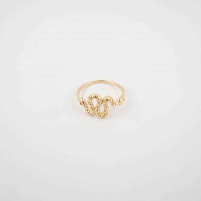 Apophis gold ring - Pomme...