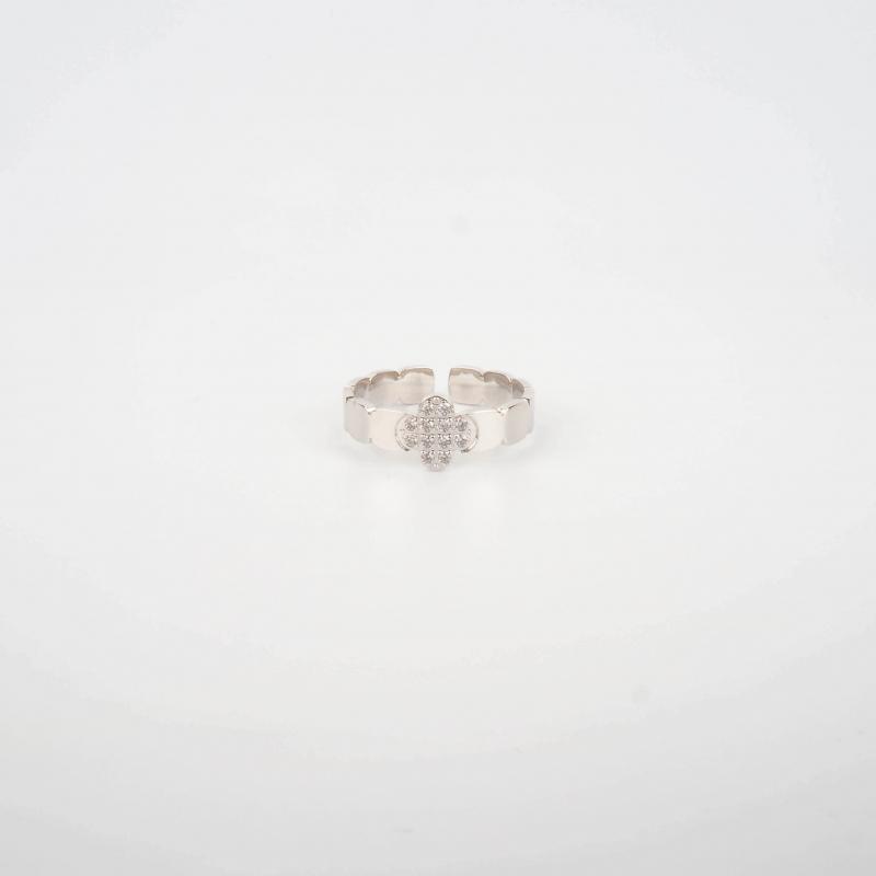 Ava silver ring - Zag Bijoux