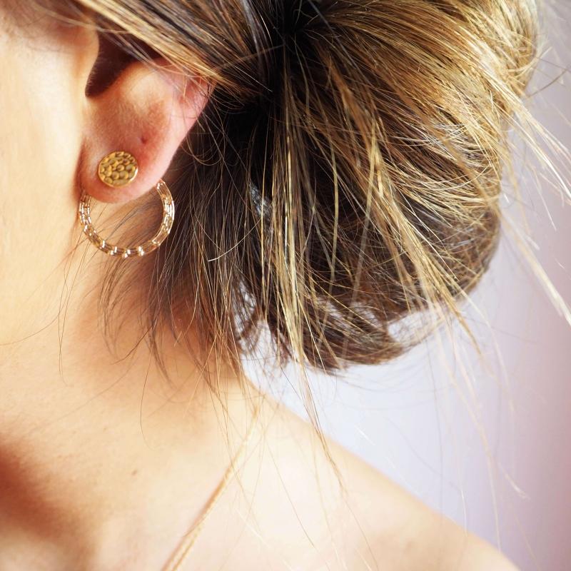 Boucles d'oreilles Ketty en...