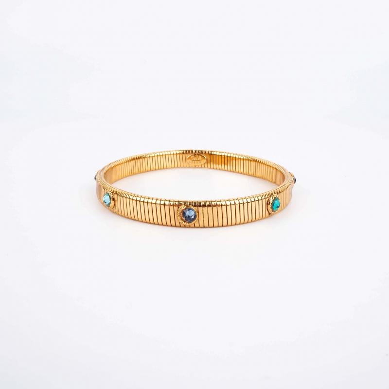 Stradi gold bangle bracelet...