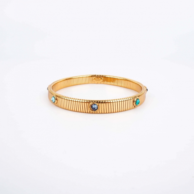Stradi gold bangle bracelet...
