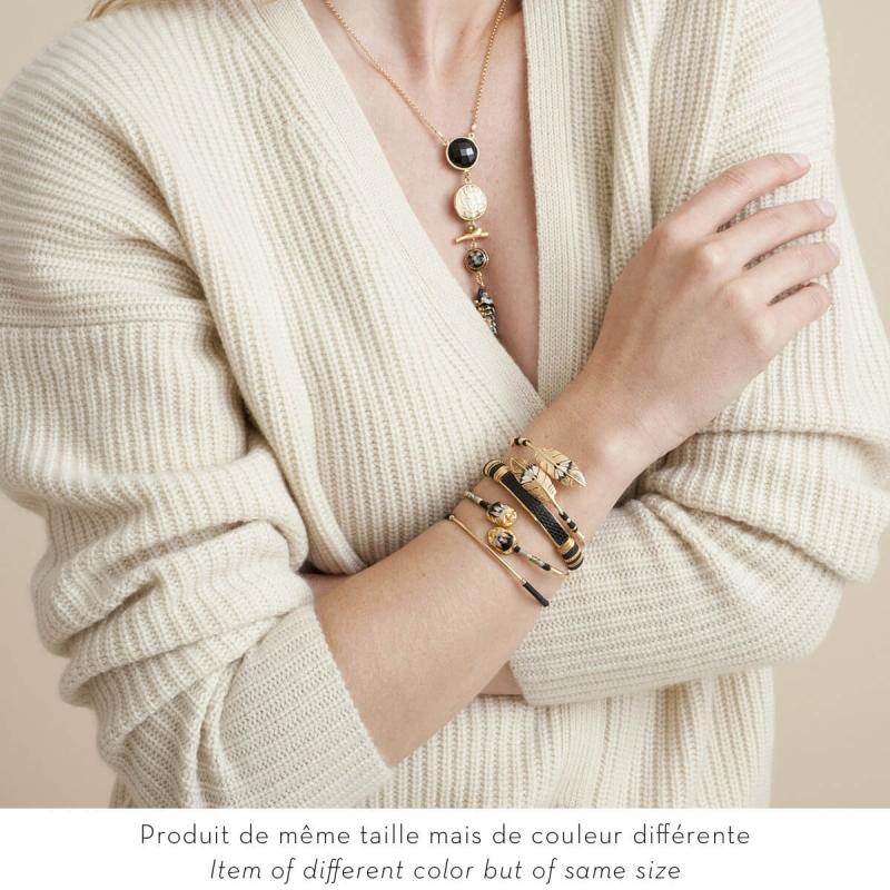 Bracelet jonc Duality Penna...