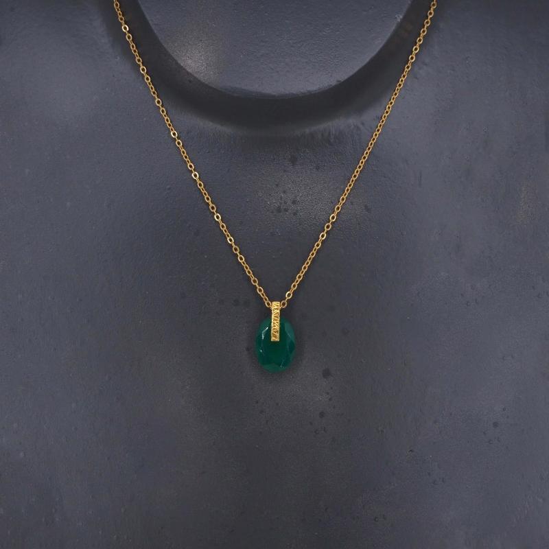 Cleopatre green gold...