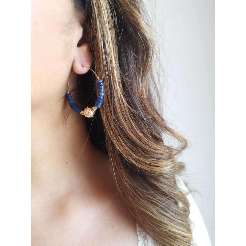 Boucles d'oreilles Sibylle...