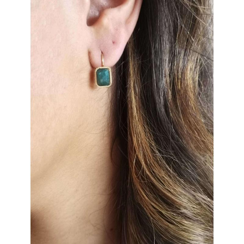 Boucles d'oreilles Lana en...