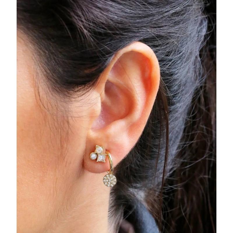Boucles d'oreilles Andréa -...
