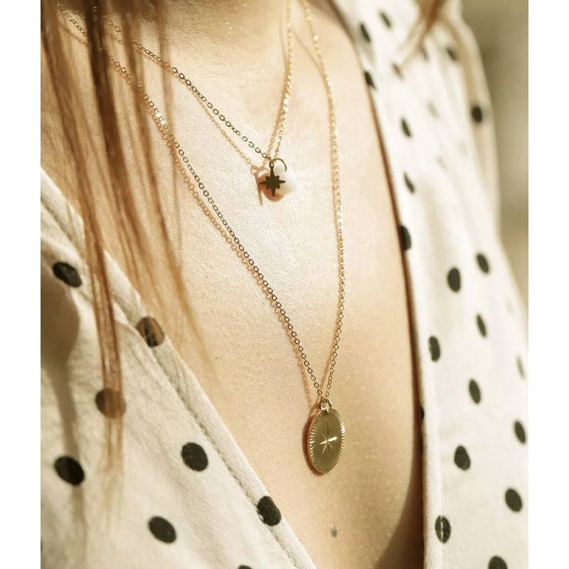 Stone polar malachite gold...