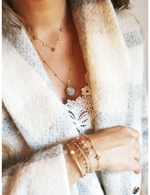 Bracelet Pearl perle en...